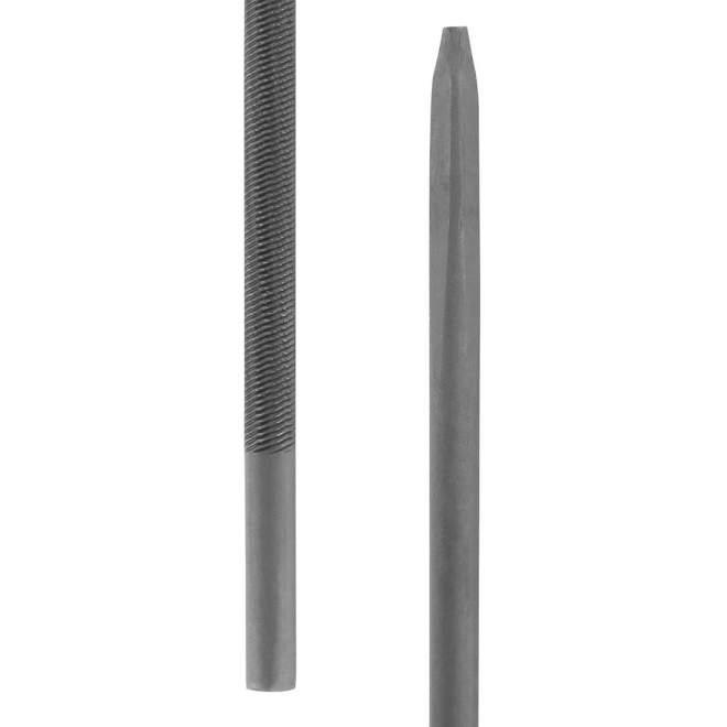"""Rundfeilen   Distributorbox   4,5 mm   11/64""""   12 Stück"""