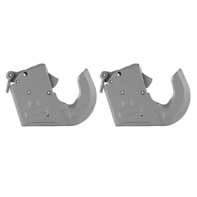 Unterlenker Fanghaken | Schnellkuppler | autom. Sicherung | Kat 2 | 2 Stück