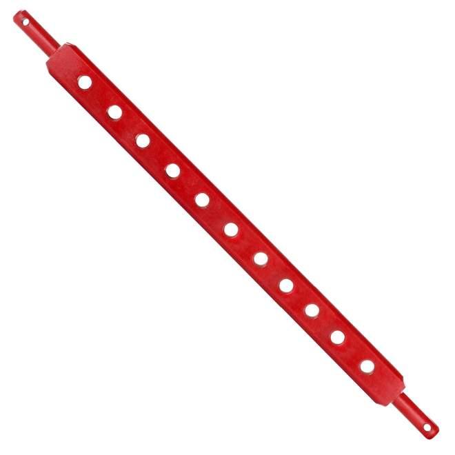 Ackerschiene | Kat 2 | 930 mm lang | 11 Löcher