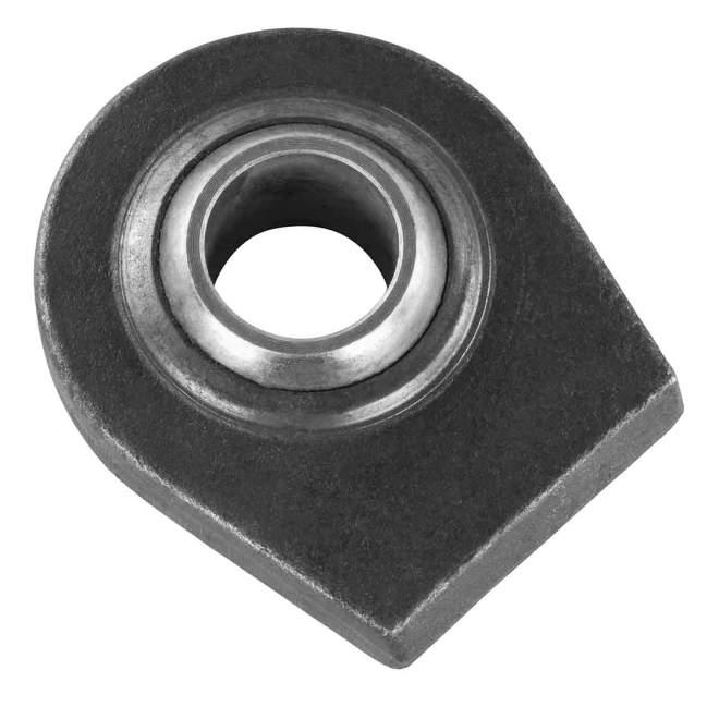 Unterlenker Anschweißende | Kat 3 | Ø 37 mm | 45 mm Kugelstärke