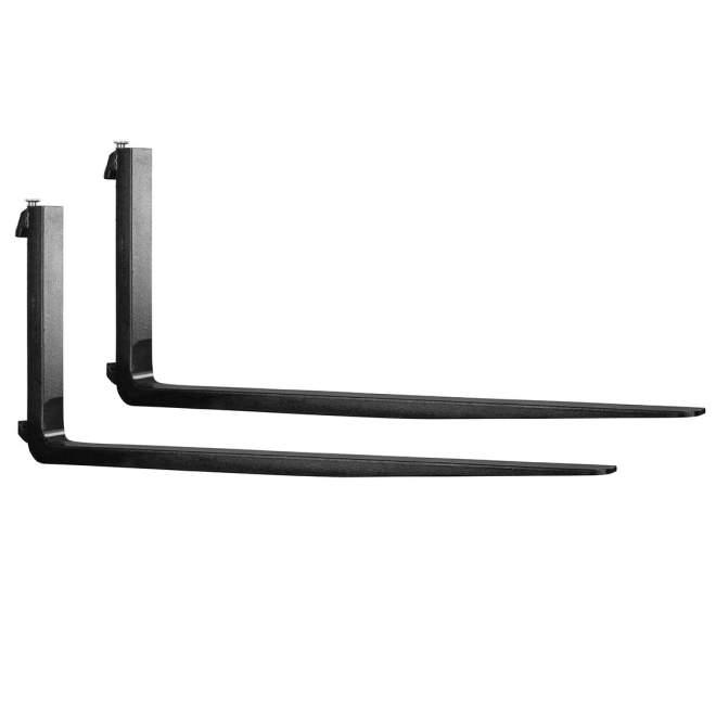 Gabelzinken | Cascade | 80 x 40 x 1000 mm | FEM 2A | 2000 kg Tragfähigkeit