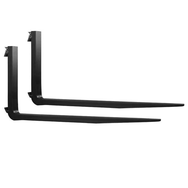 Gabelzinken | Vetter | 80 x 40 x 1100 mm | FEM 2A | 2000 kg Tragfähigkeit