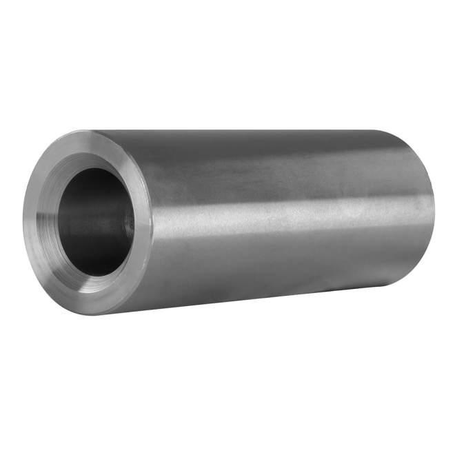 Konisk bøsning | M28 | 57 x 145 mm | Indsvejset fatning