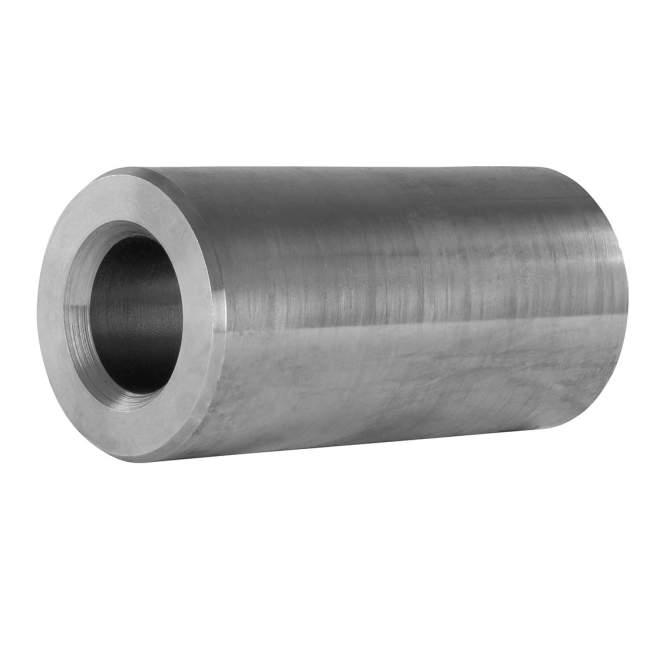 Konusbuchse | M28 | 60 x 120 mm | Innen-Ø 30 & 45 mm | Einschweißbuchse