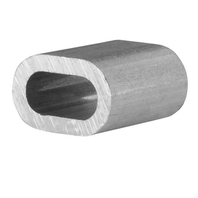 Drahtseil-Pressklemme | für Ø 6 mm Seile