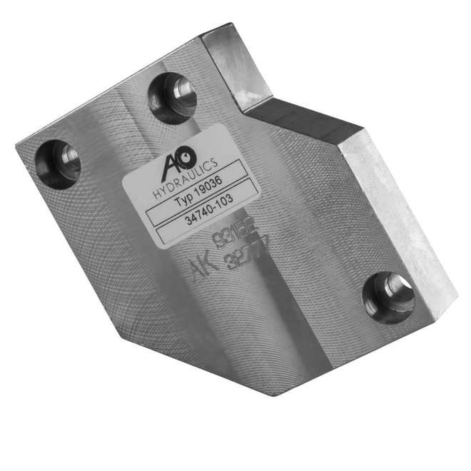 Endplatte | SD 60 | passend für Deutz