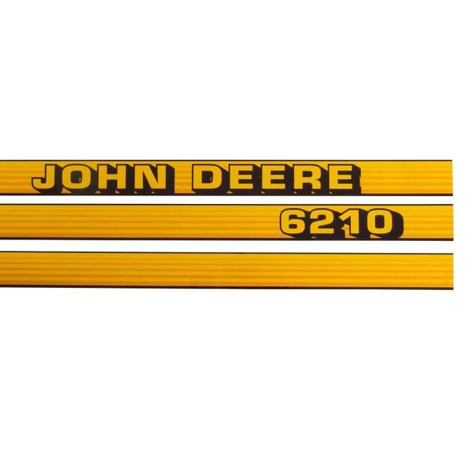Aufklebersatz | John Deere 6210