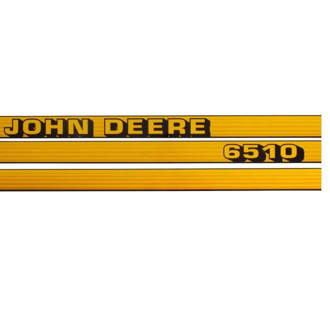 Aufklebersatz | John Deere 6510