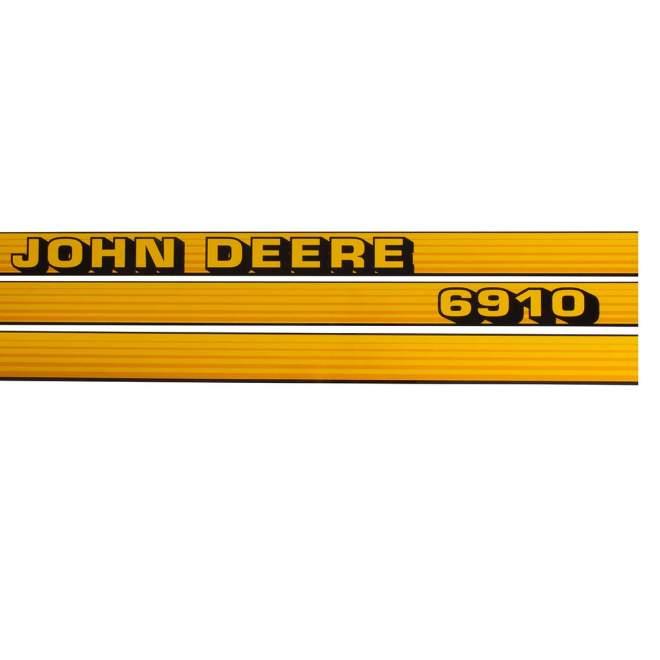 Aufklebersatz   John Deere 6910
