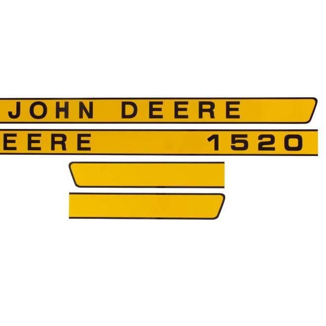 Aufklebersatz | John Deere 1520