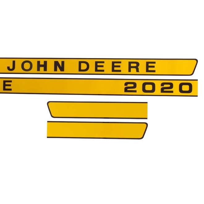 Aufklebersatz   John Deere 2020
