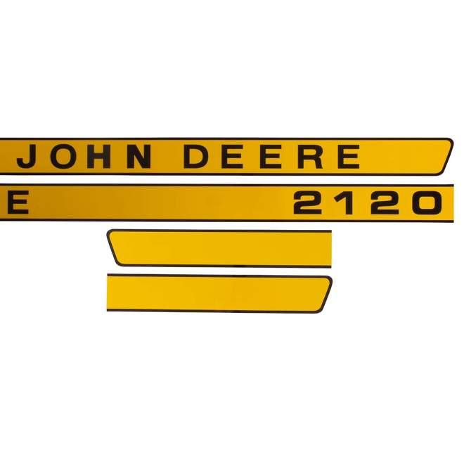 Aufklebersatz   John Deere 2120