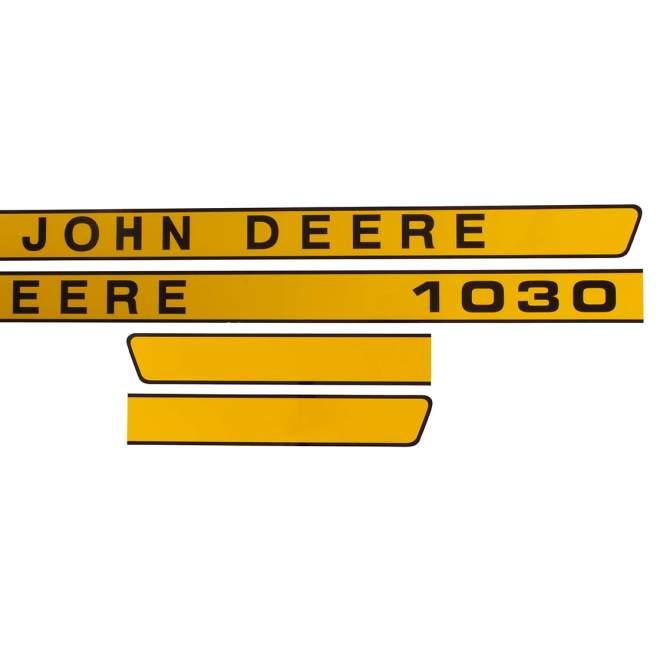 Aufklebersatz | John Deere 1030