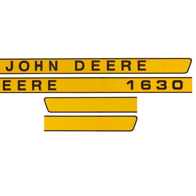 Aufklebersatz   John Deere 1630