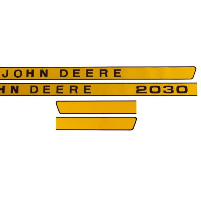 Aufklebersatz | John Deere 2030