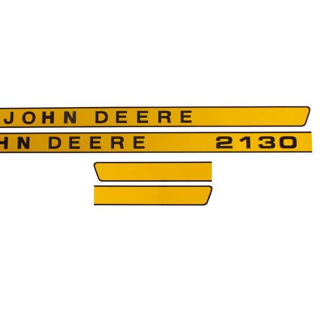 Aufklebersatz | John Deere 2130