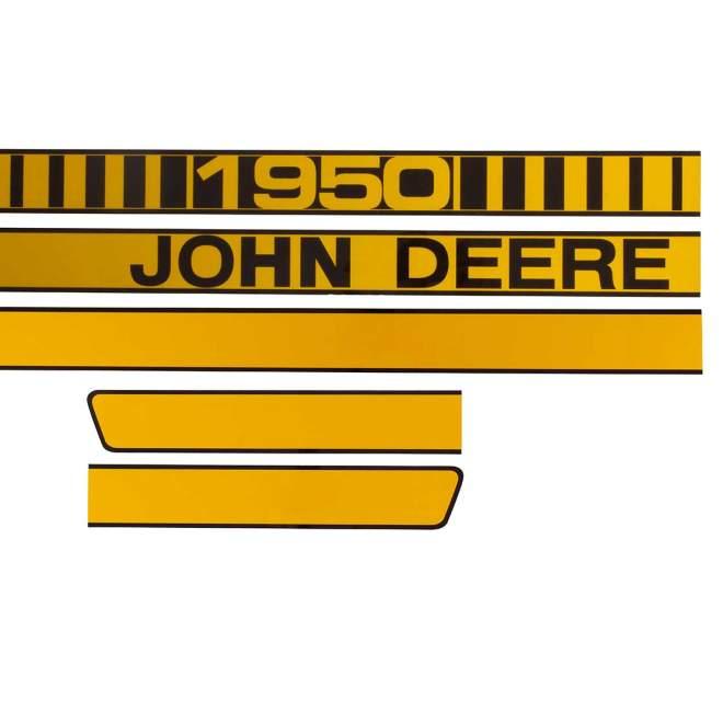 Aufklebersatz   John Deere 1950