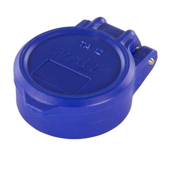 Staubschutzdeckel | für SVK-Muffen BG3 | blau