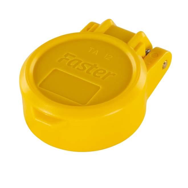 Staubschutzdeckel | für SVK-Muffen BG3 | gelb