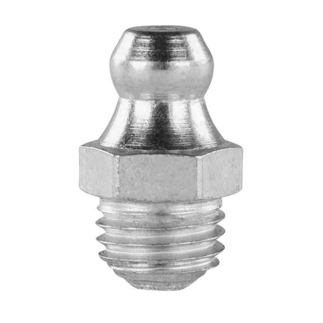 Schmiernippel | Typ A | H1M8 x 1,25 | DIN 71412 | gerade Ausführung